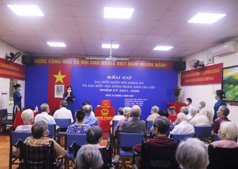 Chương trình bầu cử đại biểu Quốc hội khóa XV và đại biểu HĐND các cấp nhiệm kỳ 2021 – 2026