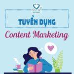 Công ty Nhân Ái tuyển dụng content marketing